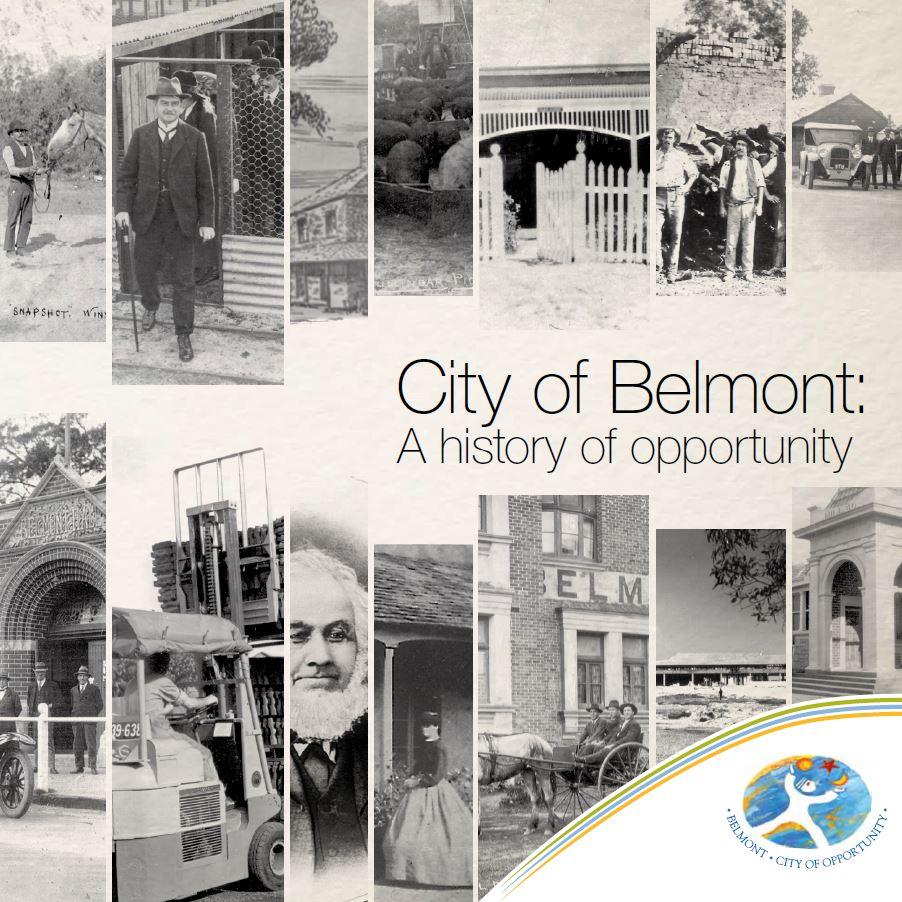 a history of Belmont pdf